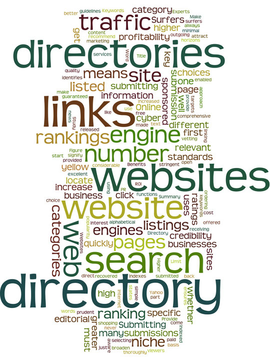 directory links tag cloud