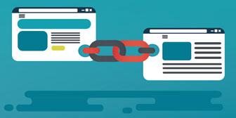 link between two websites